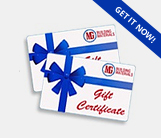 MG Gift Certificates