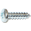 1/4 X 1        Phillips Pan Sheet Metal Screw Zinc 0