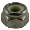 1/4-20      Lock Nut Nylon Insert Stainless Steel 0