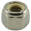 1/2-13      Lock Nut Nylon Insert Stainless Steel 0