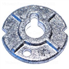 5/8  Malleable Washer Galvanized 0