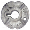 3/4  Malleable Washer Galvanized 0