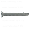 1/4 X 2-1/2 Star Drive Self Drilling Screws w/ Wing Gray Ruspert 5lb 0
