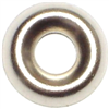 #6   Finish Washer Nickel Plated Brass 0