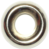 #10 Finish Washer Nickel Plated Brass 0
