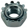 1/4-20         Kep Lock Nut Zn 0