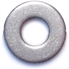 #6    Flat Washers Stainless Steel 3/pk 0