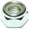 12MM-1.75 Metric Lock Nut Nylon Insert Zinc 1/pk 0