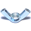 4MM-0.70  Metric Wing Nut Zinc 1/pk 0