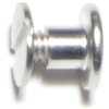 3/16 Screw Post w/ Screw Aluminum 0