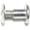 1/4   Screw Post w/ Screw Aluminum 0