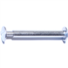 1-1/2 Screw Post w/ Screw Aluminum 0