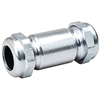 "GALV COMPRESSION COUPLING-1.00"" 160-005"