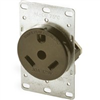 RECEPTACLE-FLUSH TRAVL TRAILR 1263B 3WIR