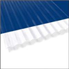 CORRUGATED ROOFING* 8'PALRUF CLEAR PVC