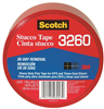 "Duct Tape 1.88""X60Yd   Red Stucco 3260-A 0"