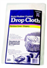 DROP CLOTH-BUTYL RUBBER  9'x12' 80201