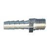 "AIR FITTING-3/8""IDx3/8""NPT M HSE E 21147"