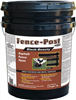 Paint Fence Paint Black Beauty 4.75Gal Asphalt Fence Paint Wood/Metal 9005-Ga 0