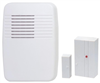 Alarm Chime Kit White Window/Door Wireless 75db Max 3-Tones SL-7368-02 0