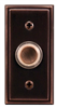 Door Bell Button Oil Rubbed Bronze Lighted Wired SL-602-02 0