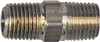 "Air Fitting 1/4"" Line Coupling  Brs MNPT 21-505 0"