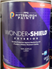 Paint Ext Dr1503XI Latex Flat H/P Black Wonder Shield 0