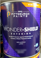 Paint Ext Dr1701XI Latex Semi-Gloss H/T White Wonder Shield 0