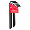 HEX KEY SET-10207 SAE LONG ARM 7pc SET