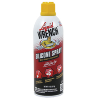 LUBRICANT-LIQUID WRENCH 11oz.SILICONE SP