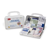 SAFETY FIRST AID KIT 222-G 62PC ASSTD