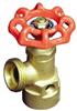 "EVAP COOLER VALVE-3/4""x1/8IP RED HANDLE"