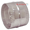 "DRYER VENT COUPLING-4"" 244"