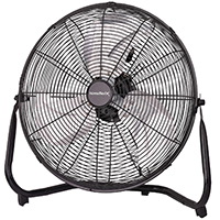 "FAN-HIGH VELOCITY 20"" FLOOR FAN 12001"