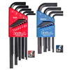 HEX KEY SET-10022 22pc COMBINATION ARM