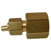"BRASS COMPR FEMALE-1/4""x1/8"" LFA-15"