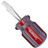 "SCREWDRIVER-SLOTTED 1/4X1-1.5"" MINTCRAFT"
