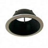 "RECESS LIGHT-71/4""OPEN TRIM W/BLK BAFFLE"