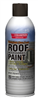 ROOF PAINT-12oz SPRAY PAINT CHARCOAL 486