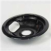 "STOVE PART-00513 8""PORCELAIN BOWL GE"