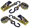 "TIE DOWN-RATCHET STRAP 03518 1""x12'"
