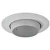 "RECESS LIGHT-8"" WHITE EYEBALL TRIM"