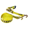"TIE DOWN-RATCHET STRAP 557-WHK 2""x27'W/J"