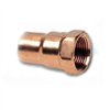 "COPPER FITTING-.50"" FEM ADAPTER 30130"