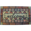 "MAT FLOOR RUBR WELCOME 18""X30"" 06ABSHE16"