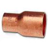 "COPPER FITTING-.75""x.50""COUPLING 32064"