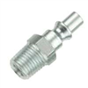 AIR FITTING-AIR LINE NIPPLE 1/4 M 12-325