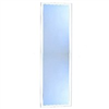 "MIRROR-WHITE DOOR 13""x49"" 206230"