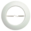 "RECESS LIGHT-8""WHITE OPEN TRIM 150W"