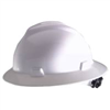 SAFETY HARD HAT-10006318 WHITE FULL BRIM